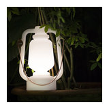 Table Lamp Storm White