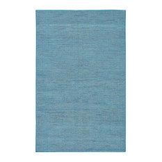 Arvin Kilim Rug, Turquoise, 350x250 cm