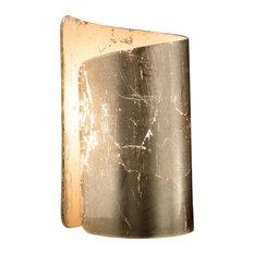 Papiro Wall Light, Large, Gold Leaf