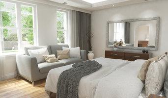 Eagle Brow Master Bedroom CGI Visual