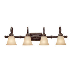 Capital Lighting 1524CB-287 Barclay - 4 Light Bath Vanity