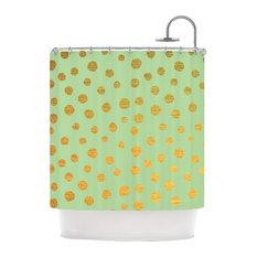 Mint Green Shower Curtains Houzz