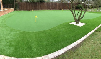 ESSEX PUTTING GREEN