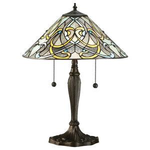 Dauphine 60 W Table Lamp, Medium