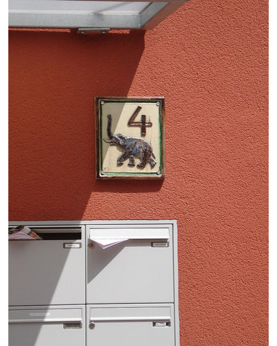 Elephant House Number