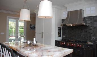 Kitchen Remodel & Billiard Entertainment Room in Key Biscayne