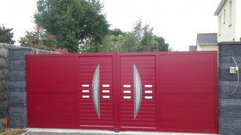 Portails aluminiums