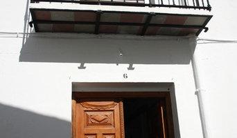 Rehabilitacion de vivienda en la Alpujarra