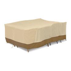 Full Coverage Conversation Set/General Purpose Patio Furniture Cover, X-Large