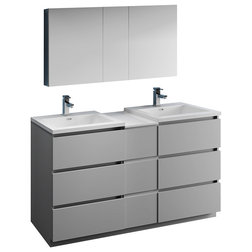 Modern Bathroom Vanities And Sink Consoles by Fresca