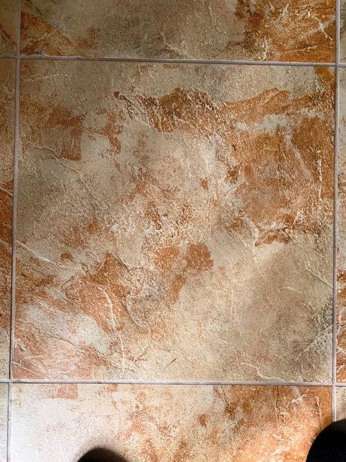 What Color Floor Rug Goes Well With Warm Beige Brown Floor Tile