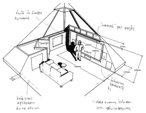 Home Theater Setup Diagram