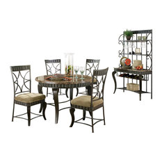 Mission Style Dining Set | Houzz