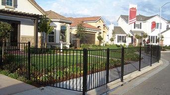 fence poway