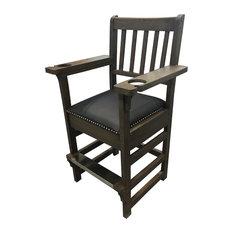 Rustic Captain Spectator Chair Set
