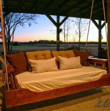 Four Oak Bed Swings Houzz