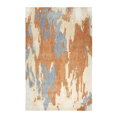 Rizzy Home Vogue Hand-Tufted Area Rug 8'x10' Brown