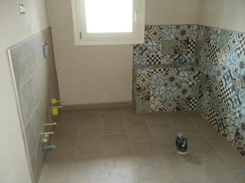 Colore pareti bagno