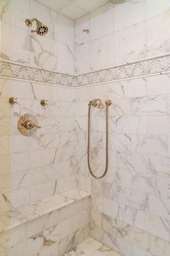Bathroom Fixtures Restoration Hardware ranch remodel - traditional - bathroom - san francisco -jca