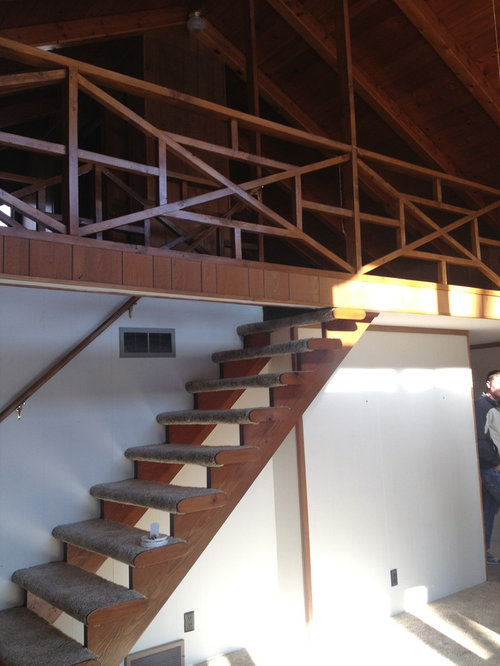 decorative wood railing sytem for indoor stairsfloor.htm ladder or regular stairs to loft  ladder or regular stairs to loft