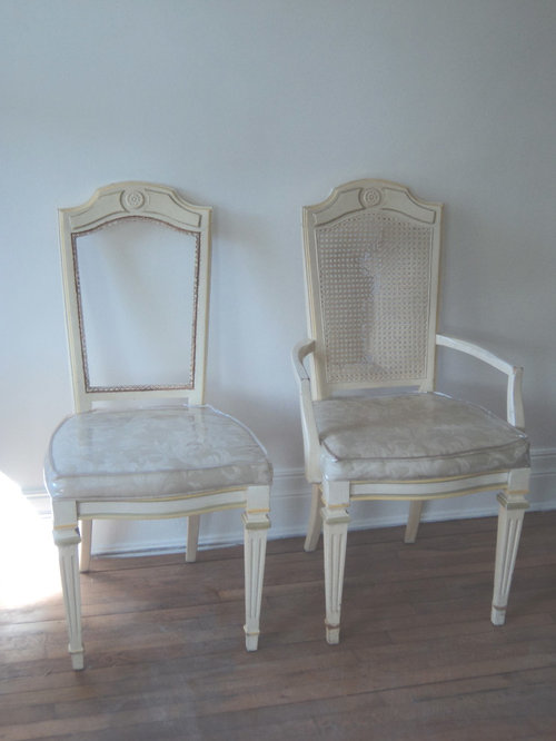 Antique Cane Chairs - Products