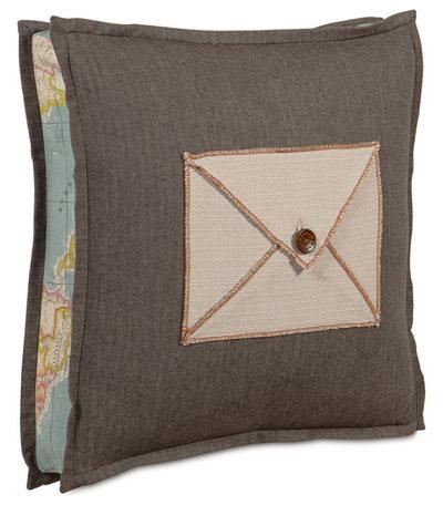 Contemporary Decorative Pillows by PoshTots