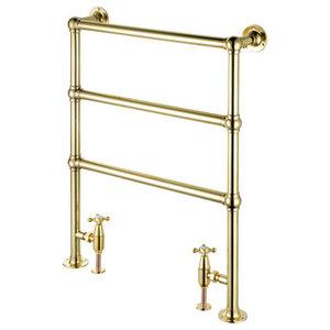Enville Brass Towel Warmer