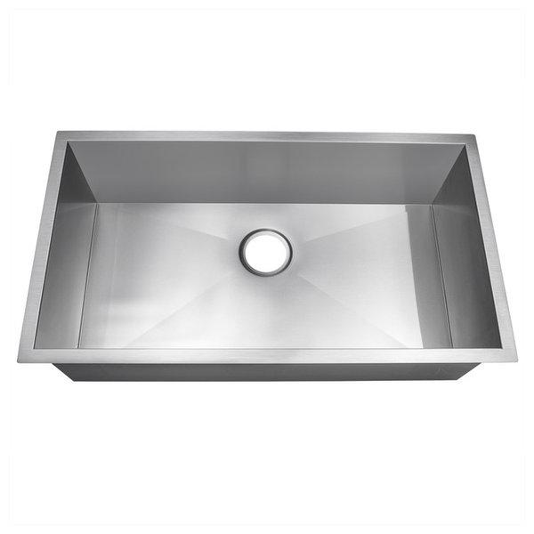 Akdy 30 undermount kitchen sink handmade stainless steel single akdy 30 undermount kitchen sink handmade stainless steel single bowl 16 gauge workwithnaturefo