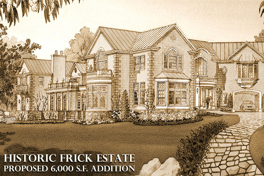 The Historic Frick Estate, Alpine NJ