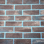 Delap Flexible Stone - Thin Brick Veneer Case Of 43.05 Sq Ft (4m2) - Natural marble chips