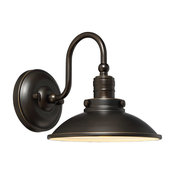 Baytree Lane 1-Light Outdoor Wall Mount, Oil Rubbed Bronze