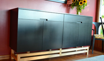 Contemporary sideboard