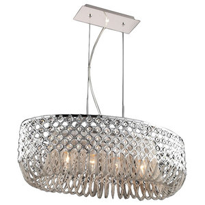 Chesterfield Pendant Light, Large