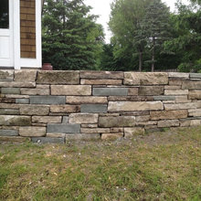 Mix Stone Walls By English Stone In Minnesota.