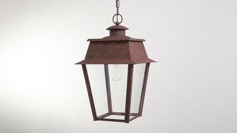 Lanterne Bordeaux TGM