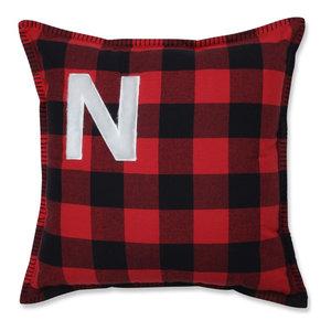 Buffalo Plaid N 17-inch Throw Pillow