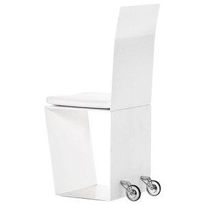 Cornelia White Dining Chair