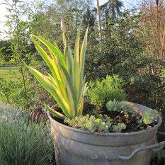 Rustikale Gartendeko für Ihren Garten