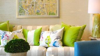 living room, Eastern Shore