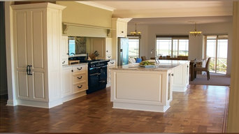 Adelaide Hand Painted French Provincial Kitchen, by Compass Kitchens