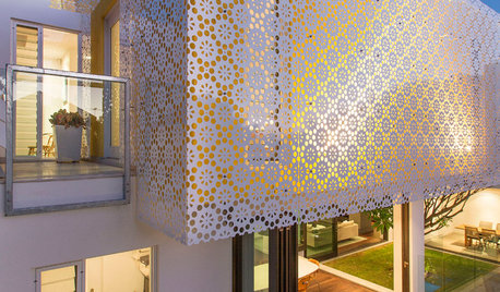 How to Use Perforated Metal in Your Home Design