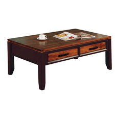 Steve Silver Company Abaco 3 Piece Coffee Table Set