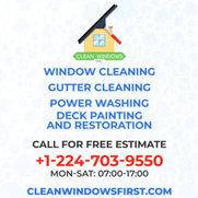 Clean windows inc's photo
