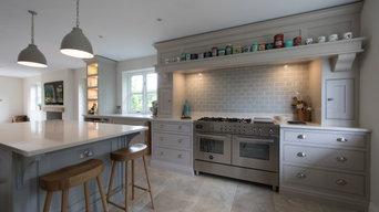 Berkhampstead - Kitchen renovation.