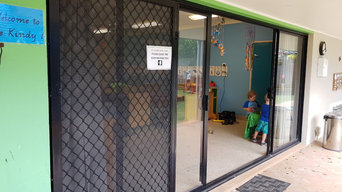 Sliding Door Repair at Butterfly Childcare, Manly West
