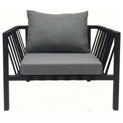 Beautiful Contemporary Outdoor Lounge Chairs by MAZE LOUNGE