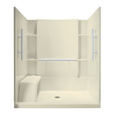 Sterling Accord 36 X60 X74 5 Vikrell Alcove Shower Kit