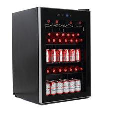 126 Cans Beverage Refrigerator
