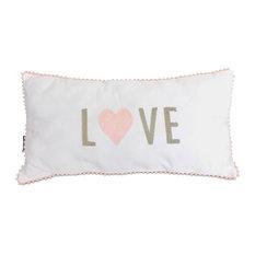 Decorative Cushion, Pink Love