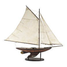 Authentic Models Yacht Ironsides, Small